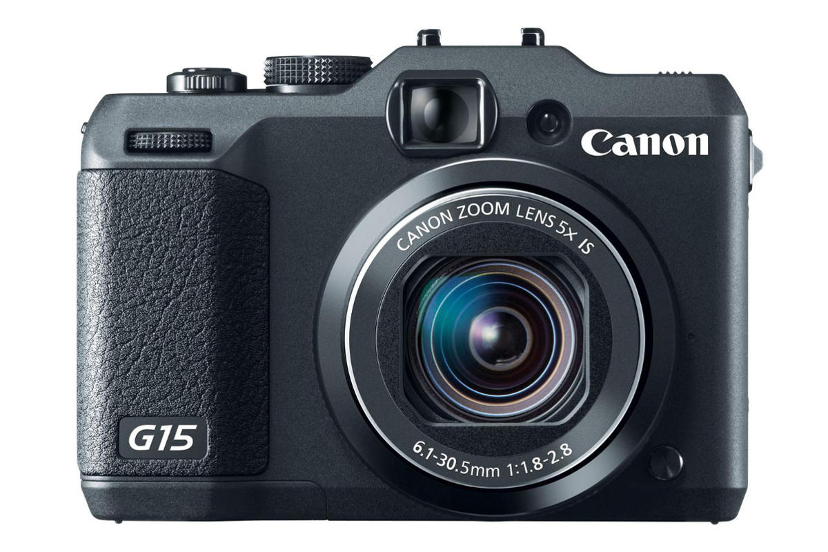  - Canon Powershot G15