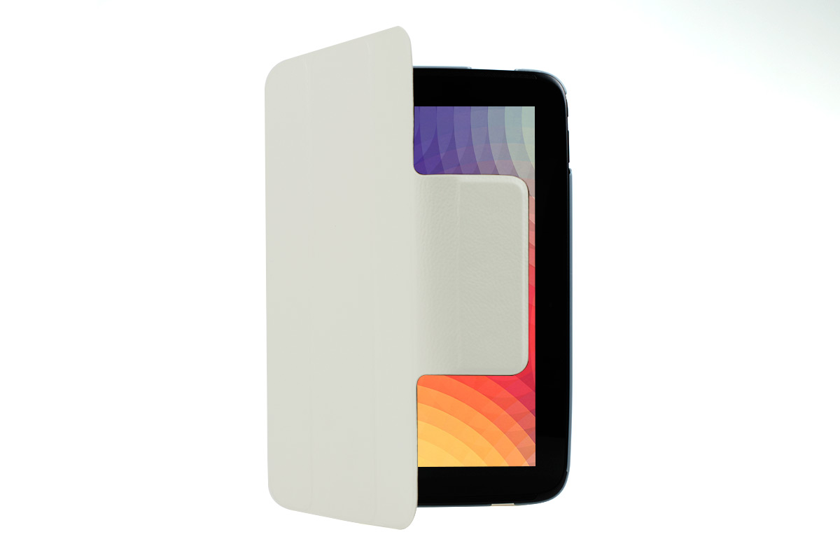 - Magnetic Smart Cover for Nexus 10 (White)