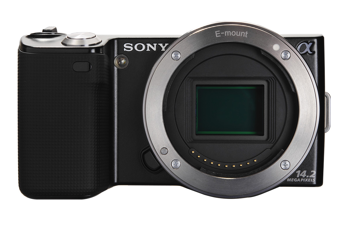 - Sony NEX-5R Body Only
