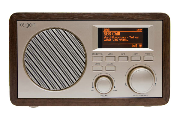 Retro Digital Internet Radio