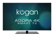"- 55"" Agora 4K Smart 3D LED TV (UltraHD)"