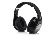 Headphones - Bluedio R+ Hi-fi Wireless Headphones (Black)