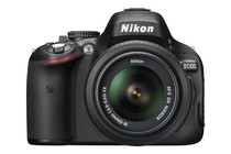 - Nikon D5100 DSLR with 18-55mm VR Lens Kit