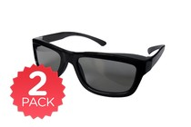  - Passive 3D Glasses Twin Pack