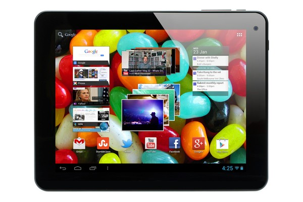 "Agora Mini 8"" Dual Core Tablet (8GB)"