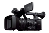 Video Cameras - Sony FDR-AX1E 4K Handycam (Black)