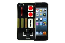 Smartphone Cases - Nintendo Nes(TM) Controller Hard Case for iPhone 5/5s