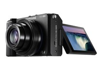 - Samsung SMART Digital Camera EX2F (Black)