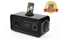 - Deluxe Digital Internet Radio & iPhone Dock