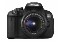 - Canon EOS 650D DSLR 18-55mm IS II Lens Kit