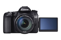 - Canon EOS 70D DSLR 18-135mm STM Lens Kit