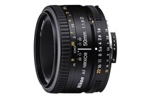  - Nikon AF NIKKOR 50mm F1.8D Standard Lens