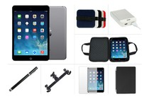- Apple iPad Air 16GB Wi-Fi Ultimate Bundle