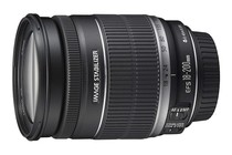 - Canon EF-S 18-200mm F3.5-5.6 IS Standard Zoom Lens