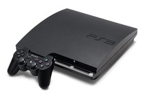 - Sony PS3 (Slim, 320GB, Black)
