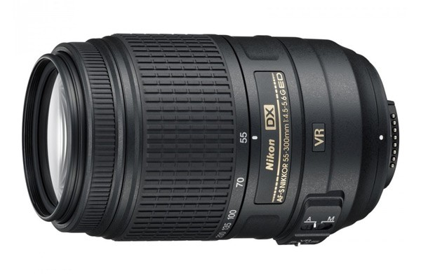 Nikon AF-S DX Nikkor 55-300mm F4.5-5.6 G ED VR Lens