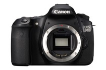 - Canon EOS 60D DSLR Camera - Body Only