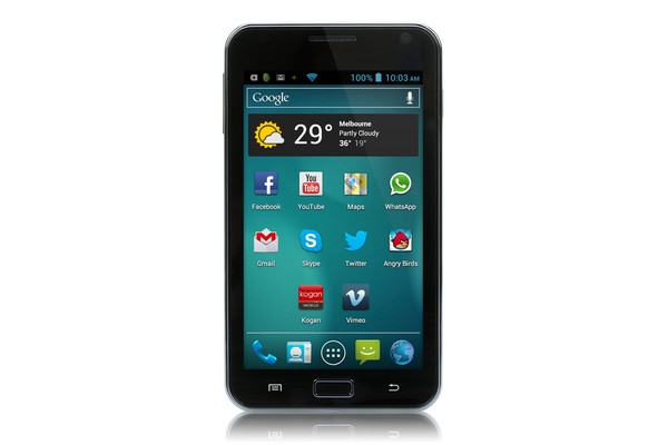 Agora 5.0&quot; Dual-core Smartphone