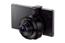 Mobile Accessories - Sony DSC-QX10 Smartphone Lens (Black)