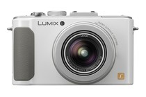 - Panasonic Lumix DMC-LX7 Digital Camera (White)