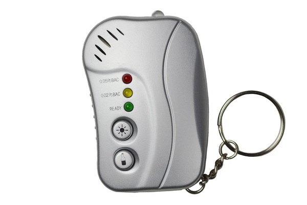 Digital Breathalyser