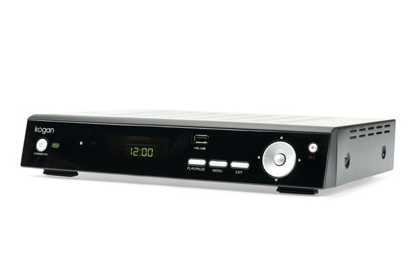 Twin Tuner HD Digital PVR with 500GB HDD