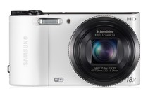 - Samsung SMART Digital Camera WB150F (White)
