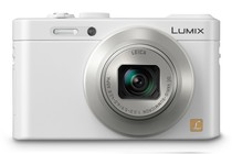 Compact Digital Cameras - Panasonic Lumix DMC-LF1 (White)