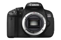 - Canon EOS 650D DSLR Camera - Body