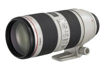 - Canon EF 70-200mm F2.8L IS II USM Telephoto Zoom Lens