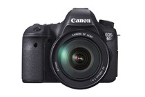 DSLR Cameras - Canon EOS 6D DSLR 24-105mm Lens Kit (Black)