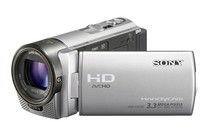 - Sony HDR-CX220 Digital Video Camera (Silver)