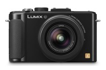 - Panasonic Lumix DMC-LX7 Digital Camera (Black)