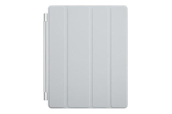 Magnetic Smart Cover for iPad (Grey)