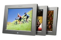  - 8&quot; LCD Digital Photo Frame &amp; Media Player - 3 Pack