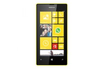 - Nokia Lumia 520 (8GB, Yellow)
