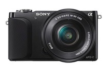 - Sony NEX-3NL 16-50mm Lens Kit