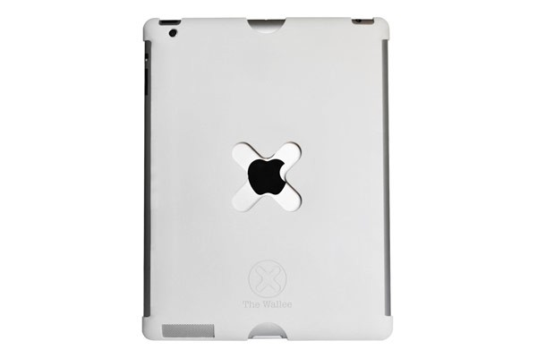 Wallee Case for iPad 3 & 4 (White)