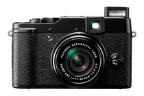 - Fujifilm X10 Digital Camera (Black)