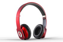 - Noontec Zoro Headphones (Red)