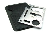 - Stainless Steel Multi-Tool Card