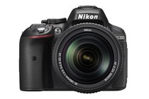 DSLR Cameras - Nikon D5300 DSLR Camera 18-140mm VR Lens Kit (Black)