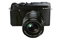 - Fujifilm X-E2 with 18-55mm Lens Kit (Black)