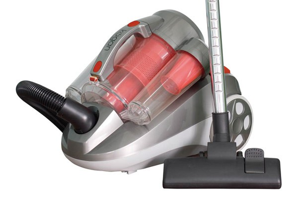 Multi-Cyclonic Bagless Vacuum Cleaner 