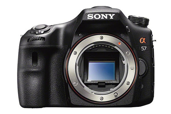 Sony Alpha SLT-A57 DSLR Camera - Body