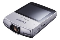 Video Cameras - Canon Legria Mini (Silver)