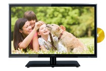 "- 19"" LED TV (HD) & DVD Player Combo + Premium HDMI Cable"