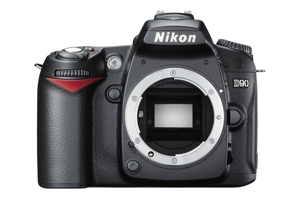 Nikon D90 DSLR Camera Lens - Body Only