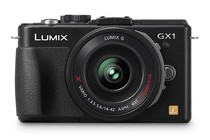 - Panasonic Lumix DMC-GX1X 14-42mm Lens Kit (Black)