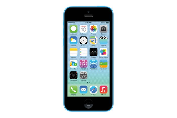 apple iphone 5c 16gb blue   kogan